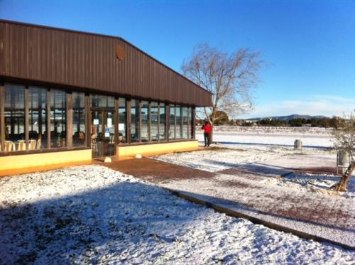 aerodromo invernal enero 2013 Aeródromo Requena (3)