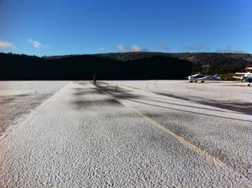 aerodromo invernal enero 2013 Aeródromo Requena (4)