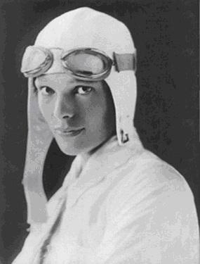 01_Amelia Earhart