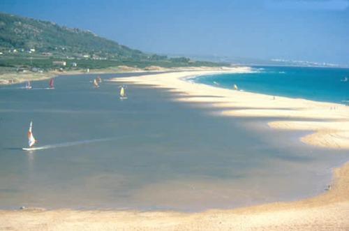 Maravillosas playas de Sanlucar de Barrameda