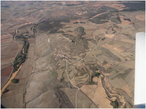 Castillos de Soria desde el aire 10