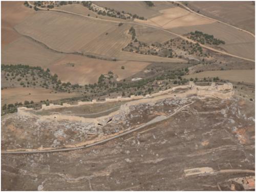 Castillos de Soria desde el aire 11
