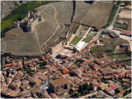 Castillos de Soria desde el aire 12