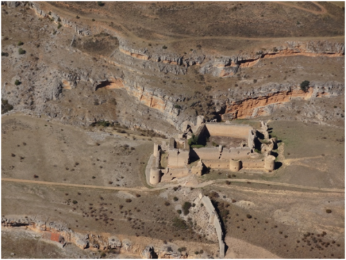 Castillos de Soria desde el aire 3