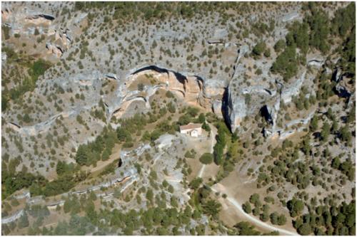 Castillos de Soria desde el aire 5